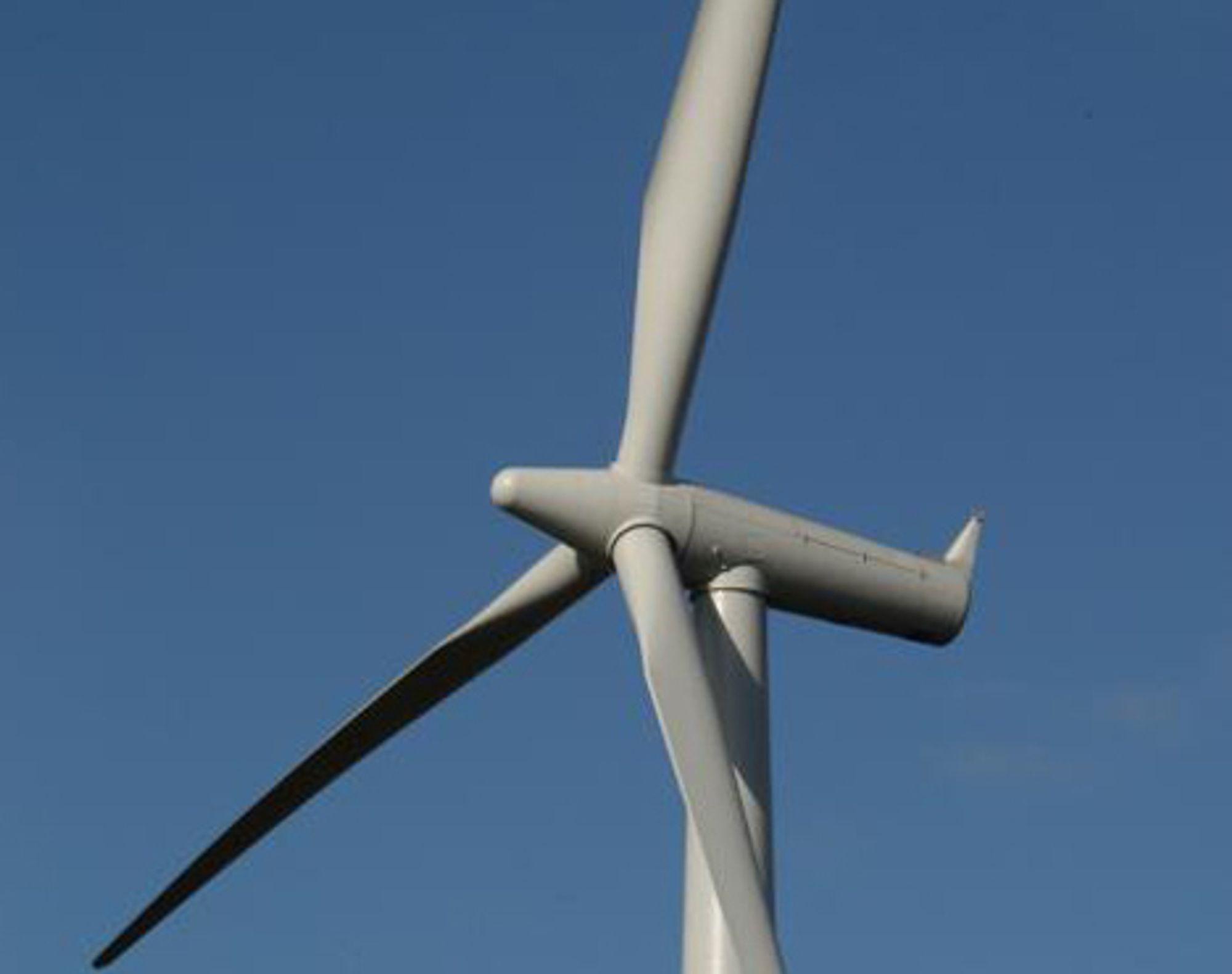 Fra 2010 skal vindkraftparken på Jæren produsere 260 GWh årlig.