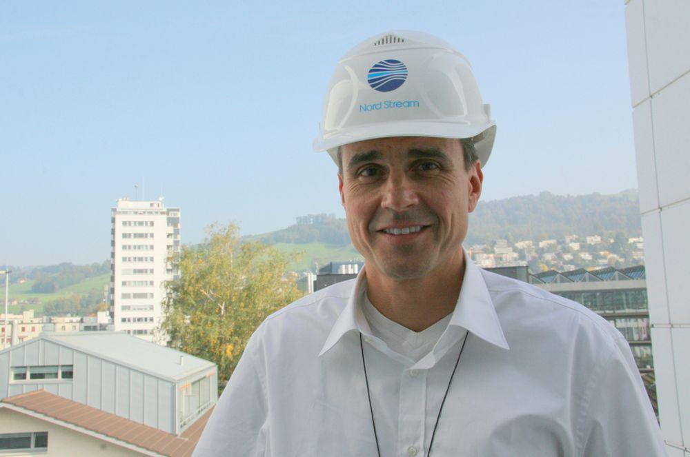 DRØMMEJOBB: - I denne jobben får jeg brukt alt jeg har av ingeniørkompetanse på nye utfordringer, sier Trond Gjedrem.