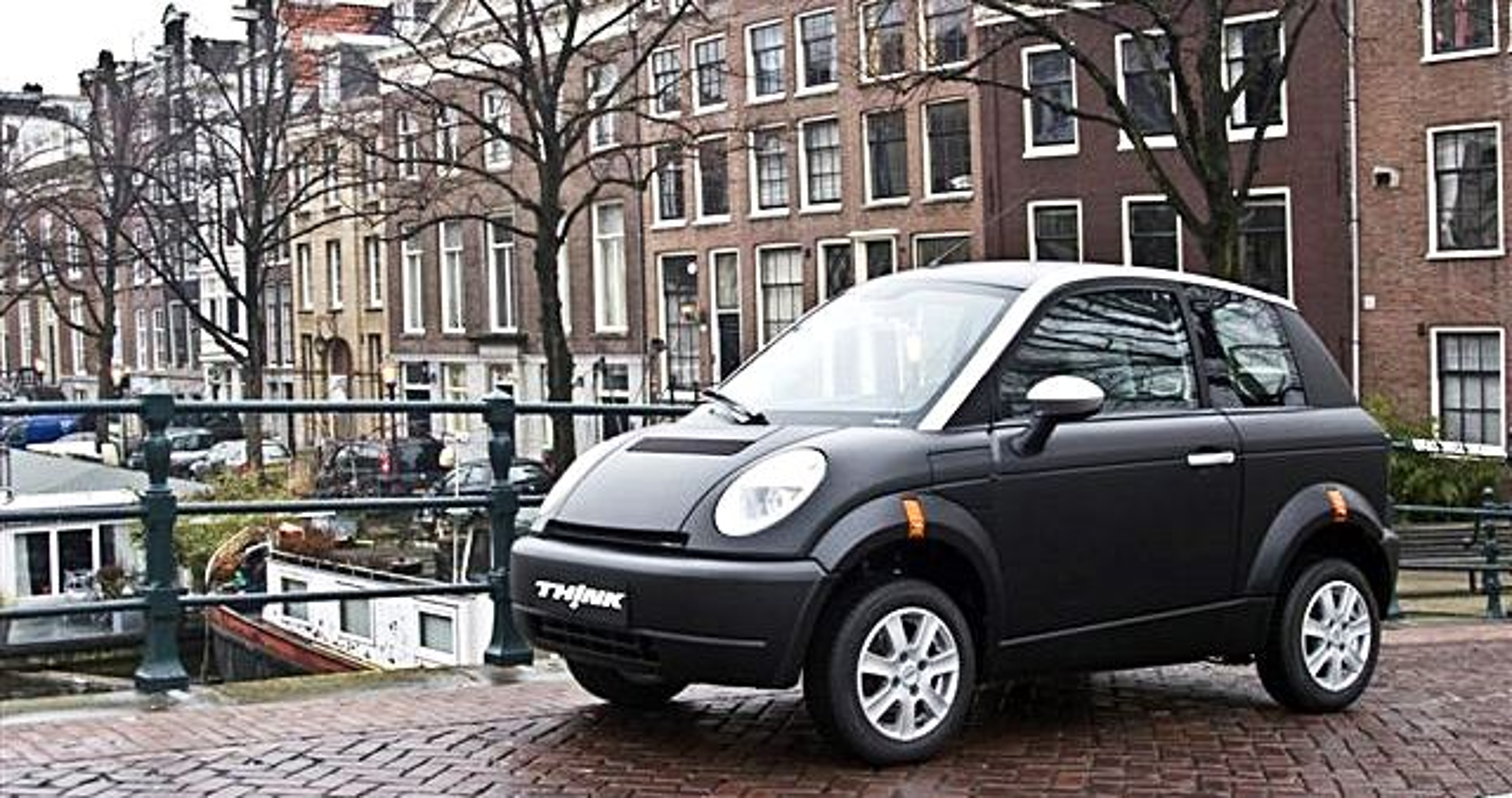 Think har allerede en stor leveringskontrakt i Nederland, men regner med å selge flere elbiler i dette markedet nå som byrådet i Amsterdam subsidierer næringsdrivende som vil kjøpe elbil.