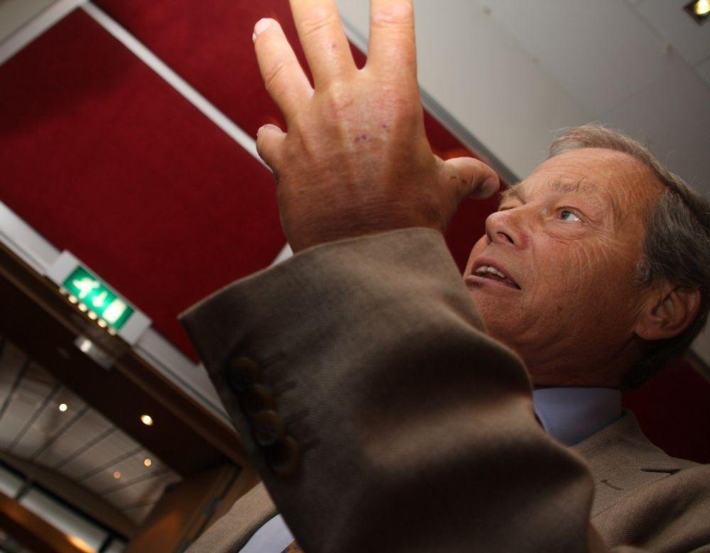 Løgn: Norske bedrifter rapporterer om så god IT-sikkerhet at PT-sjef Willy Jensen mistenker dem for å lyve.