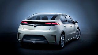 BILDESERIE: Opel Ampera