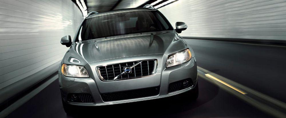 FEIL: Volvos miljøbiler har problemer med drivstoffpumper.