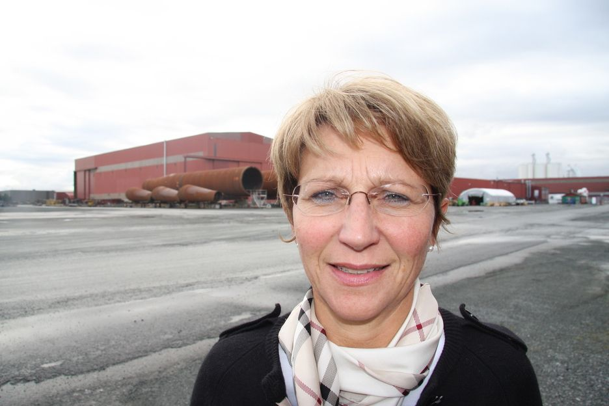 Nina Udnæs Tronstad, Aker Verdal