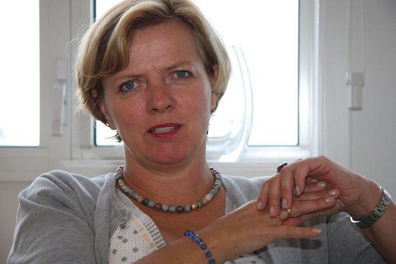 Kystdirektør Kirsti Slotsvik, Ålesund, august 2009