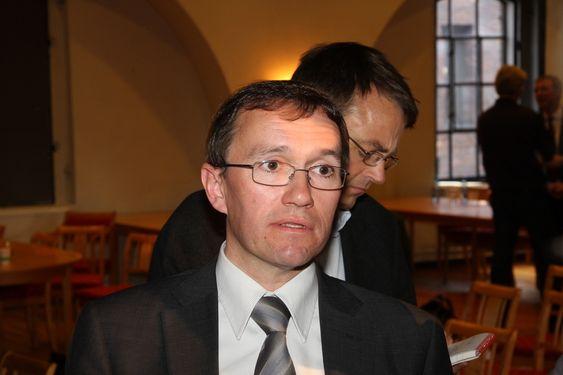 Statssekretær Espen Barth-Eide i Forsvarsdepartementet
