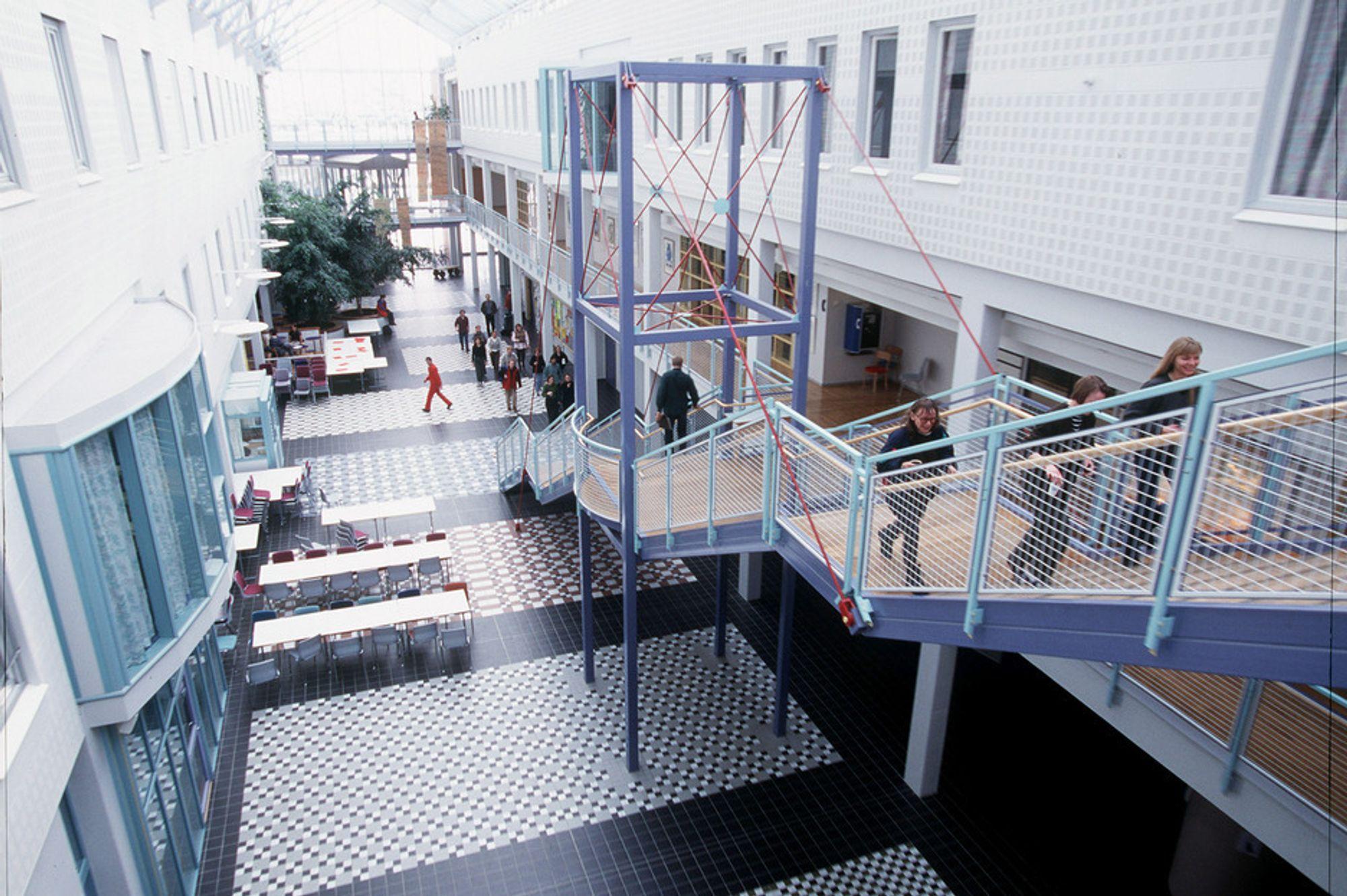 SØKERE: Også Universitetet i Tromsø har ledige plasser på enkelte ingeniørstudier.
