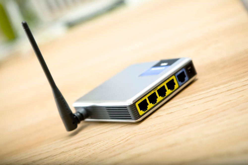 UTEN EN TRÅD: Interferens er bare en av tingene du må unngå for å opprettholde hastigheten i det trådløse nettet ditt.