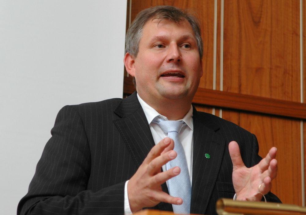 - En trist dag, sa olje- og energiministeren om at Skanled-prosjektet ble skrinlagt onsdag.