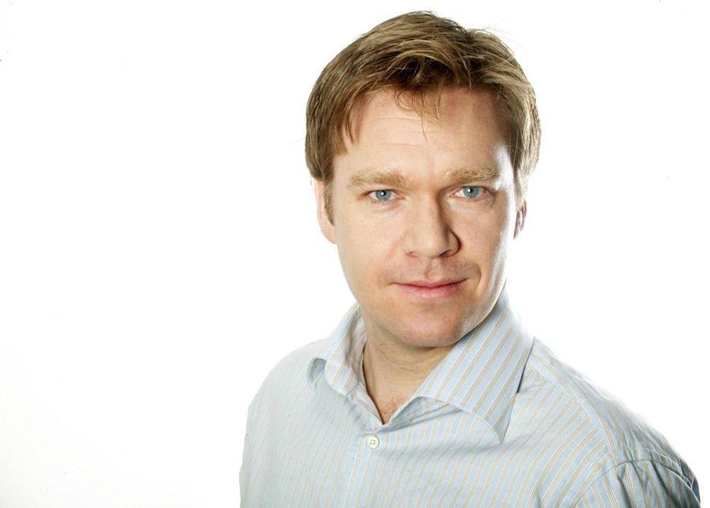 Tommy Rudihagen er ansvarlig redaktør i Teknisk Ukeblad.