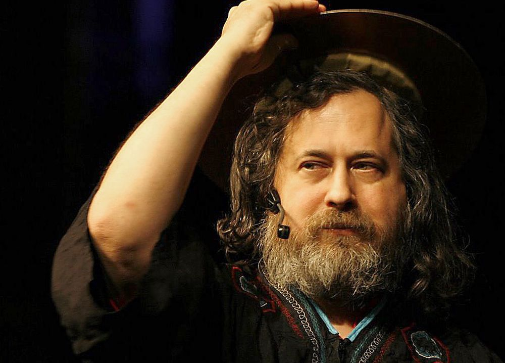 IT-guru Richard Stallman vil bli kvitt både Windows, Office og iTunes.