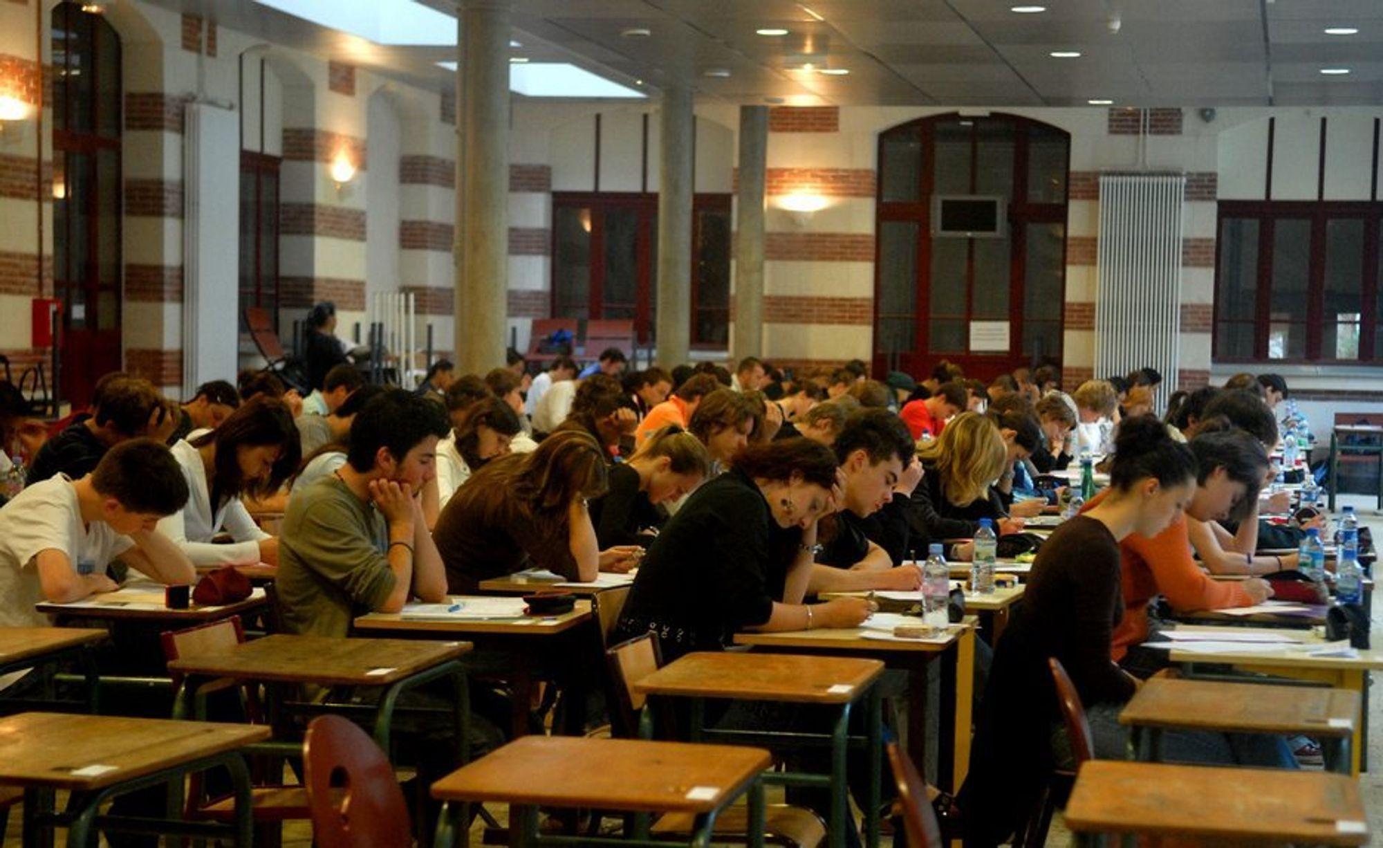 NYTT: Med pugge-appen kan studentene flytte eksamensforberedelsene ut av lesesalene.