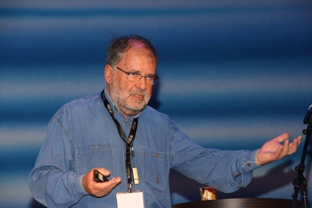 Kamp: Peter Hidas hos Gartner varsker om tøffere friprogmarked, hvor få og store aktører vil dominere.