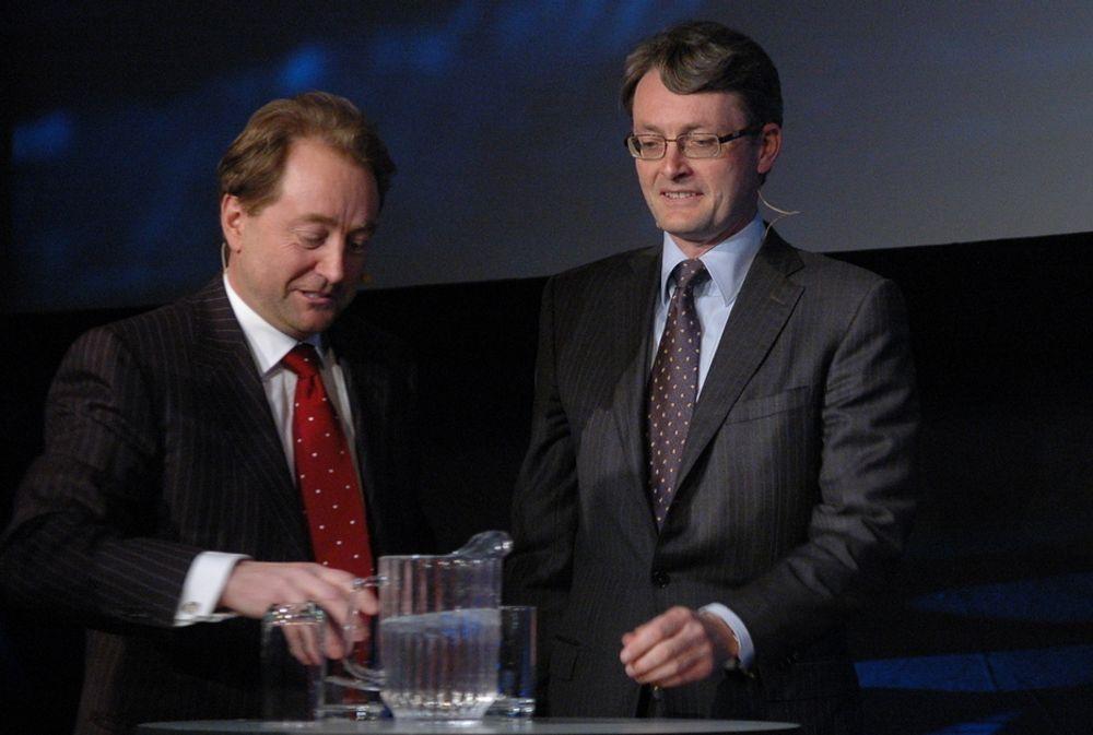 TAPER: Kjell Inge Røkkes Aker har tapt nesten 800 millioner kroner på en forpliktelse om aksjekjøp i USA, skriver Dagens Næringsliv.