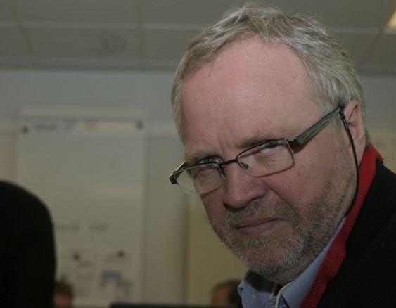Prosjektleder Tore Drtina, enhet for for Strategisk krisehåndtering og beredskap, DSB.
