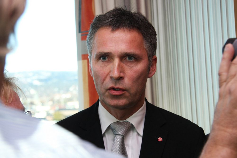 Statsminister Jens Stoltenberg sier Nasjonal transportplan skal følges opp.