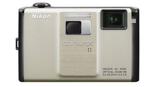 Kamera med projektor