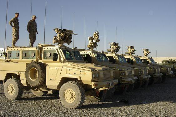 Norske våpentårn - Remote Weapon Station - brukes blant annet av det amerikanske forsvaret fordi de gir større dødelighet enn andre våpen.