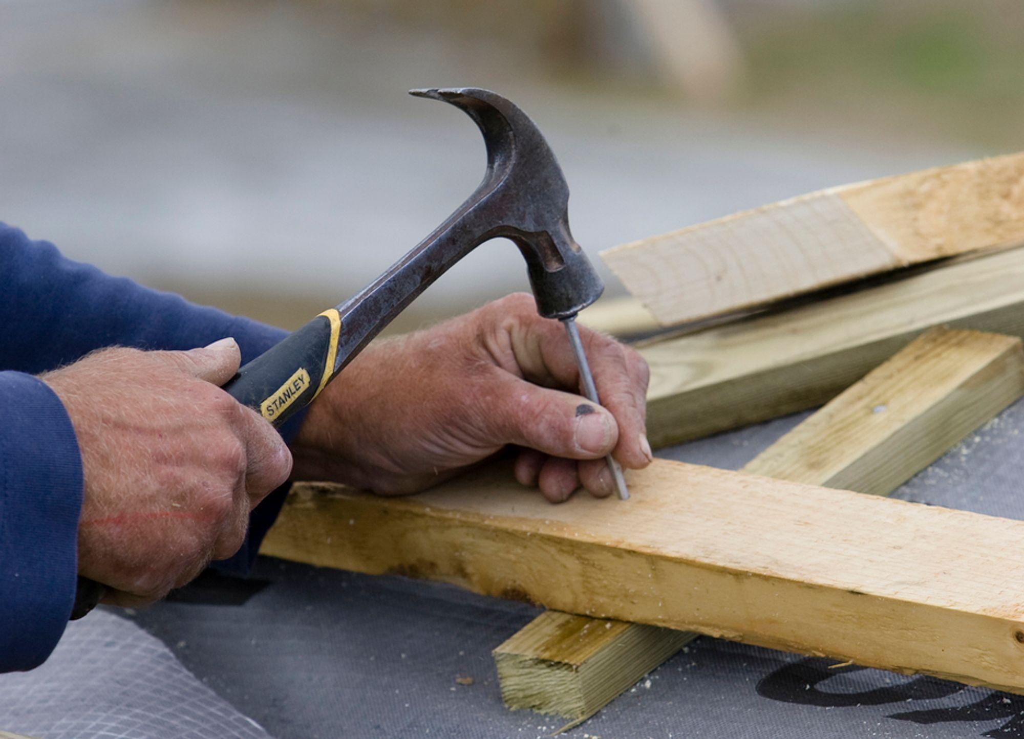 NYTT: Forskerne har funnet sammenfall mellom arbeidsinnvandring og lav lønnsvekst.