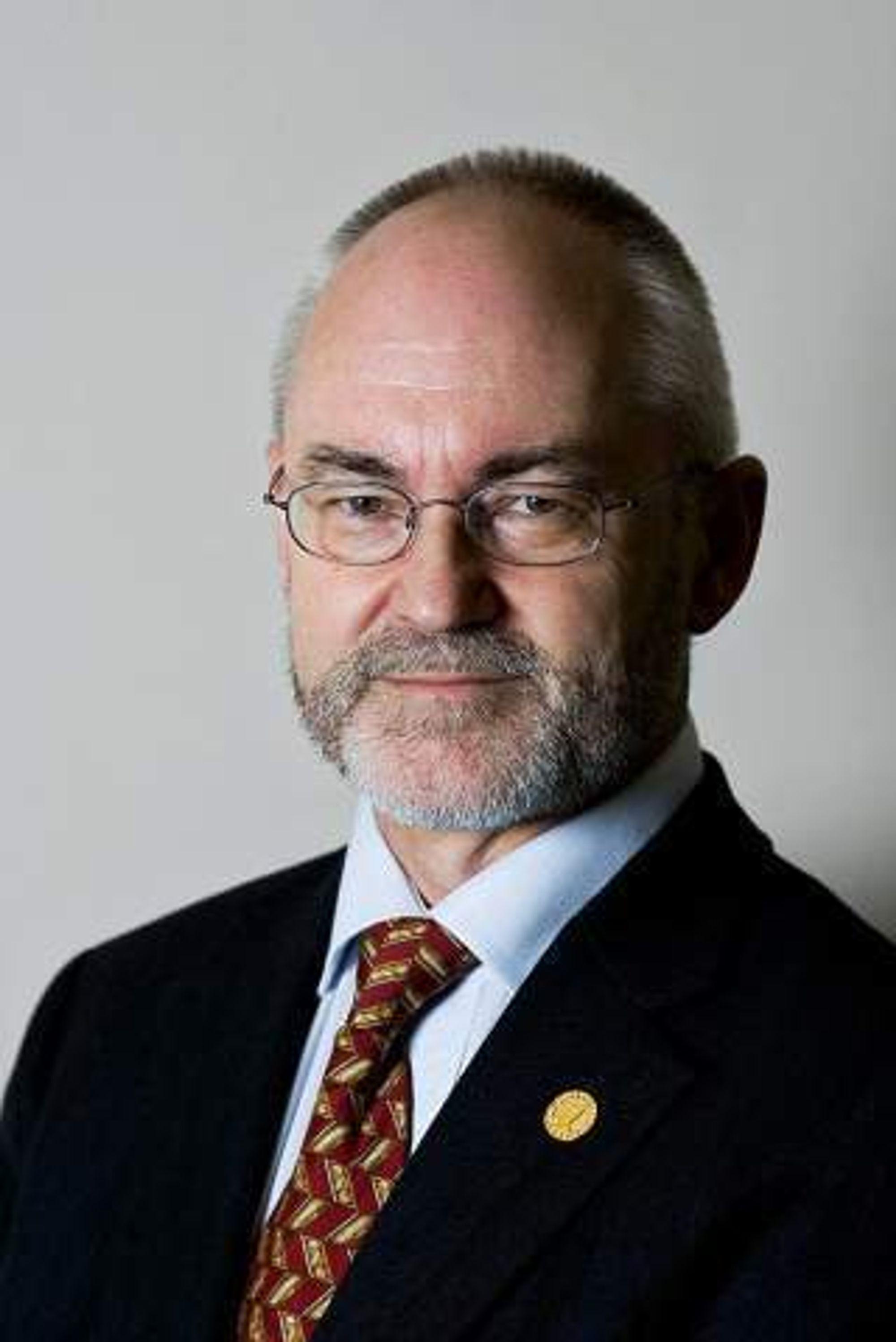 Sigmund Grønmo, rektor ved Universitetet i Bergen.
