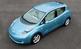 Det har skjedd litt med rekkevidden siden Nissan lanserte Leaf for fem år siden.