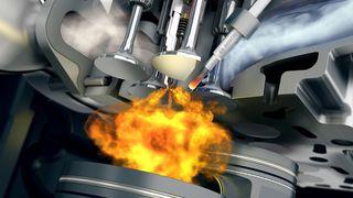 Forbrenningsmotoren har en framtid