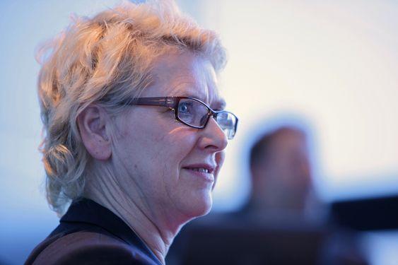 Anne Marit Hansen, avtroppende leder i HyNor