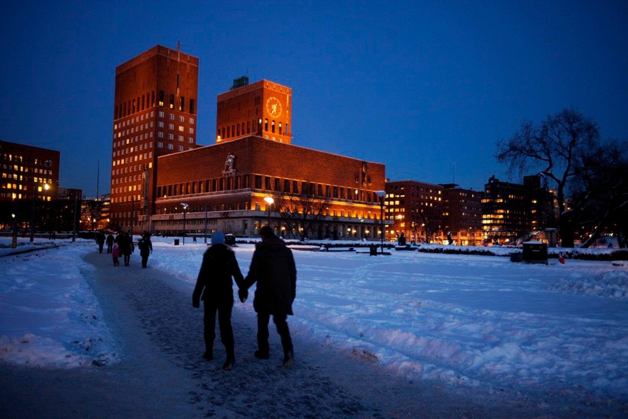 DÅRLIG: Bystyret i Oslo har for lave energiambisjoner i bygg, mener opposisjonen.