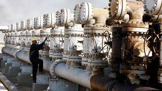 Statoil ut av Irak
