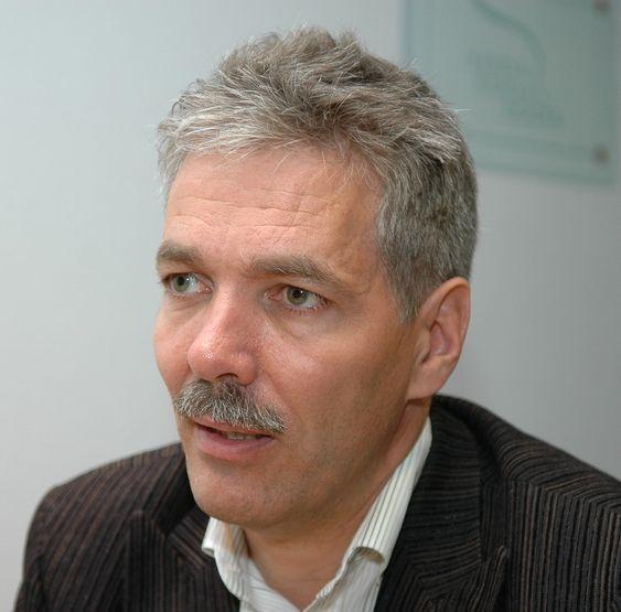 KONKURRANSEFORTRINN: - Det fine med vannkraften er at man kan skru av og på i løpet av sekunder, sier Sverre Gotaas, leder for strategigruppen Energi21.
