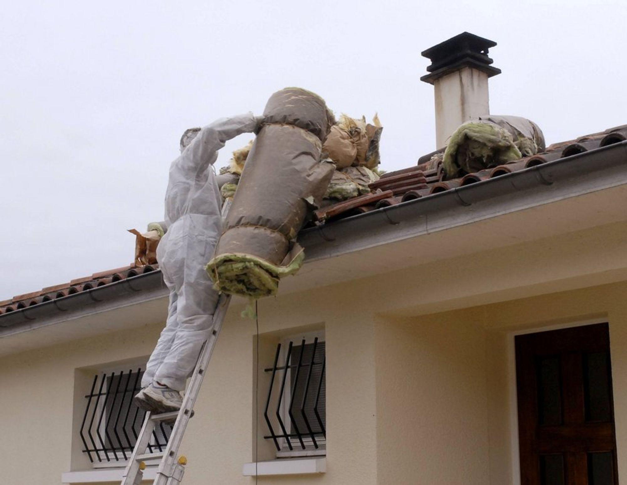 KLIMATILTAK: Isolering av hus kan være et enkelt og billig klimatiltak, da energiforbruket synker. Nå vil kommunene ha et fond på fire milliarder kroner som skal finansiere slike lokale tiltak.