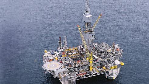 Mer olje ved Njord