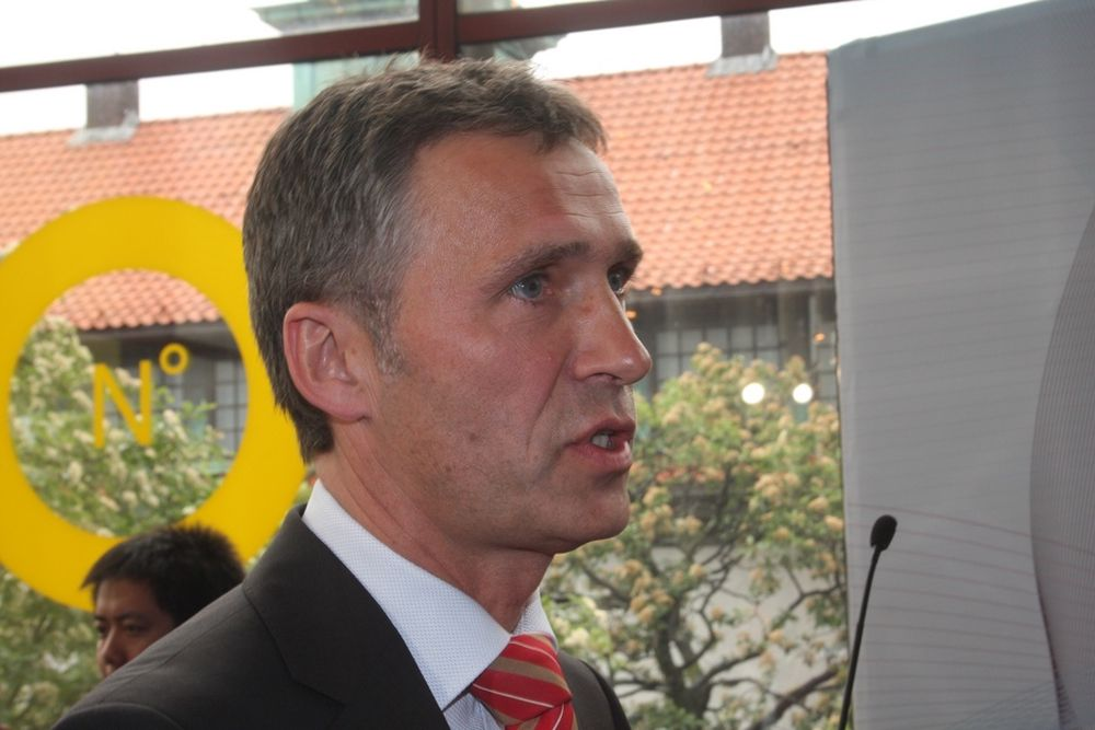 Statsminister Jens Stoltenberg kan ha blitt overvåket av Forsvarets sikkerhetstjeneste.