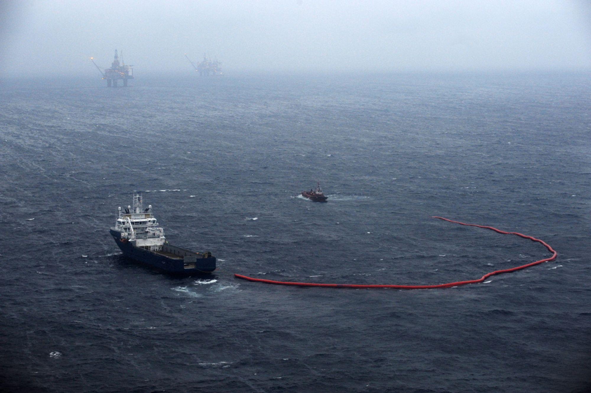 Ny forskning viser at oljeutslipp skader mer enn tidligere trodd.
