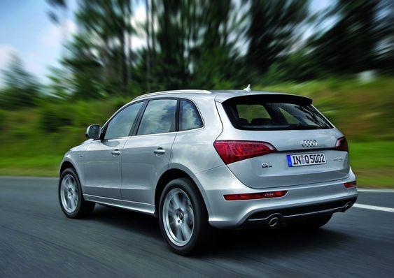 AUDI Q5: Selger ca 200 flere biler enn forventet av importøren Harald A. Møller.