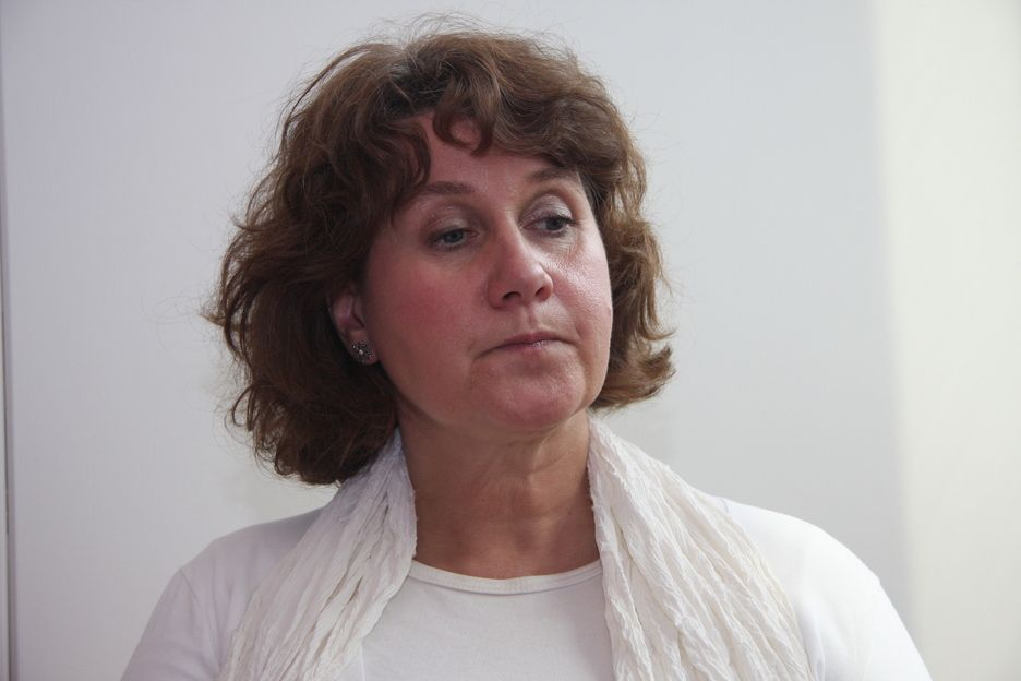 SKUFFET: - Vi ser på dette som en invitt til å få til utformet en løsning, sier Hedi Juhler, som ikke har gitt opp kampen.