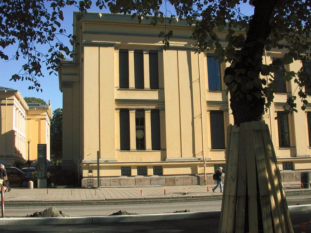 STATSBUDSJETTET: De nye studieplassene vil bli spredt på ulike utdanningsinstitusjoner, sannsynligvis også Universitetet i Oslo.