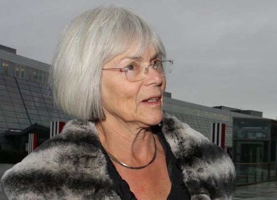 Utdannings- og forskningsminister Tora Aasland, SV.