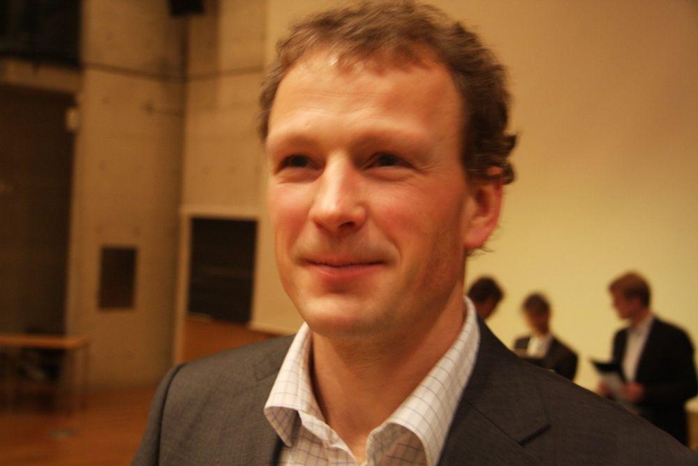 TROR PÅ KVOTEKJØP: Kvoteekspert Stig Schjølset i Point Carbon vet hvor han ville puttet pengene sine nå.