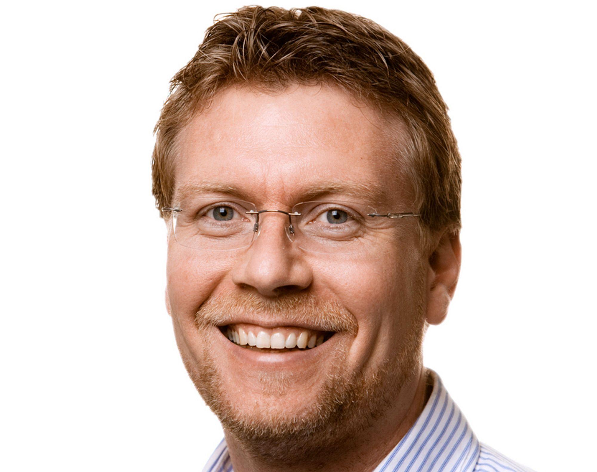 Kjetil Ebbesberg er ny konserndirektør i Hydro, med ansvar for metallmarked.