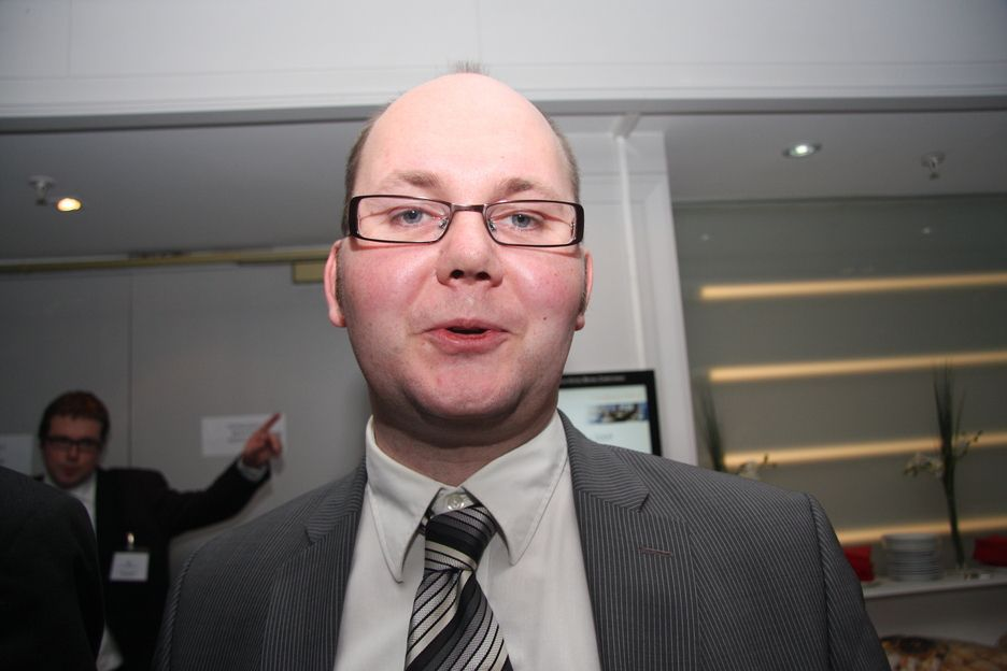 Erik Stensrud Marstein, stedfortredende avdelingssjef ved Institutt for energiteknikk (IFE).
