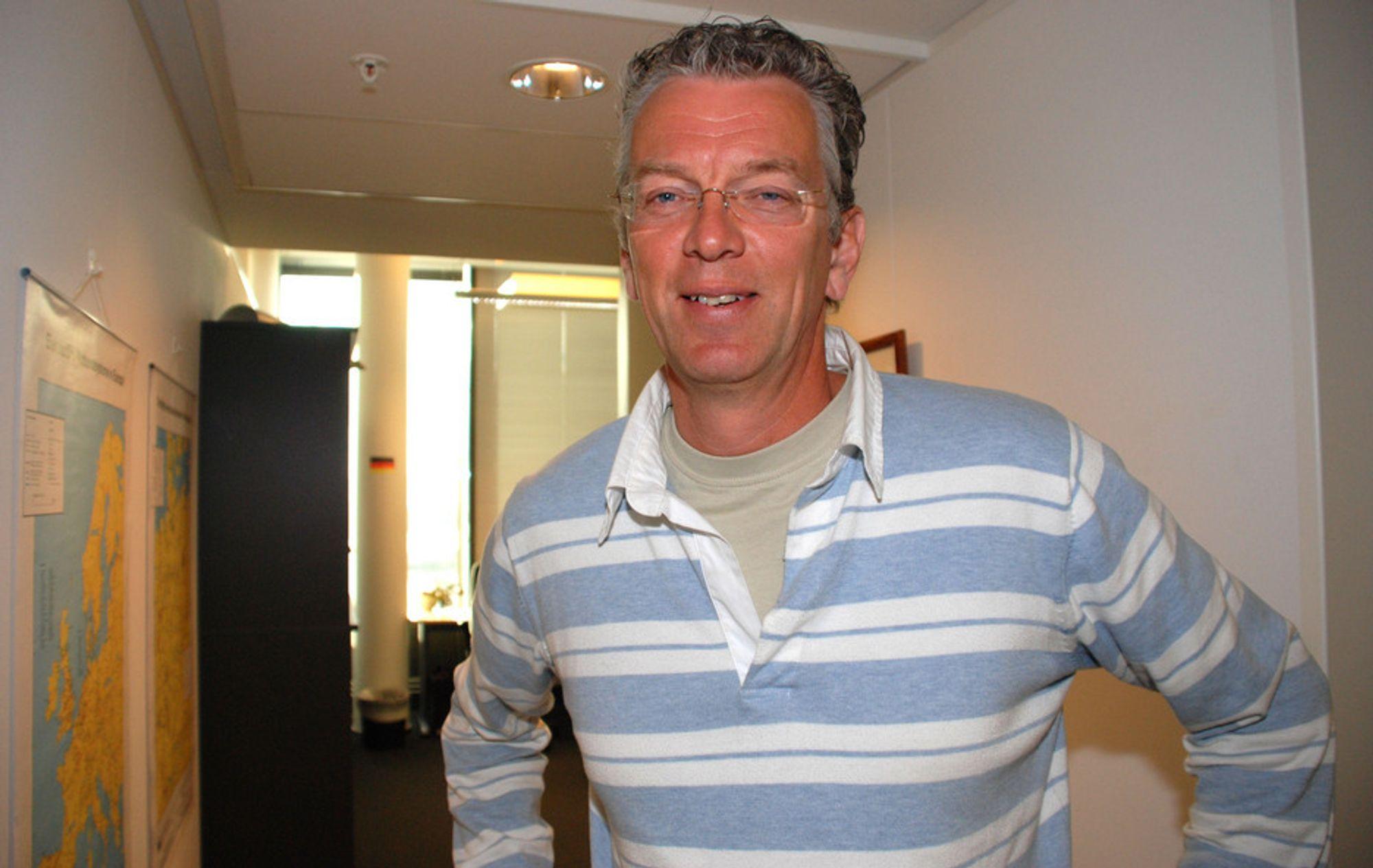 Auke Lont har tiltrådt som konsernsjef i Statnett.