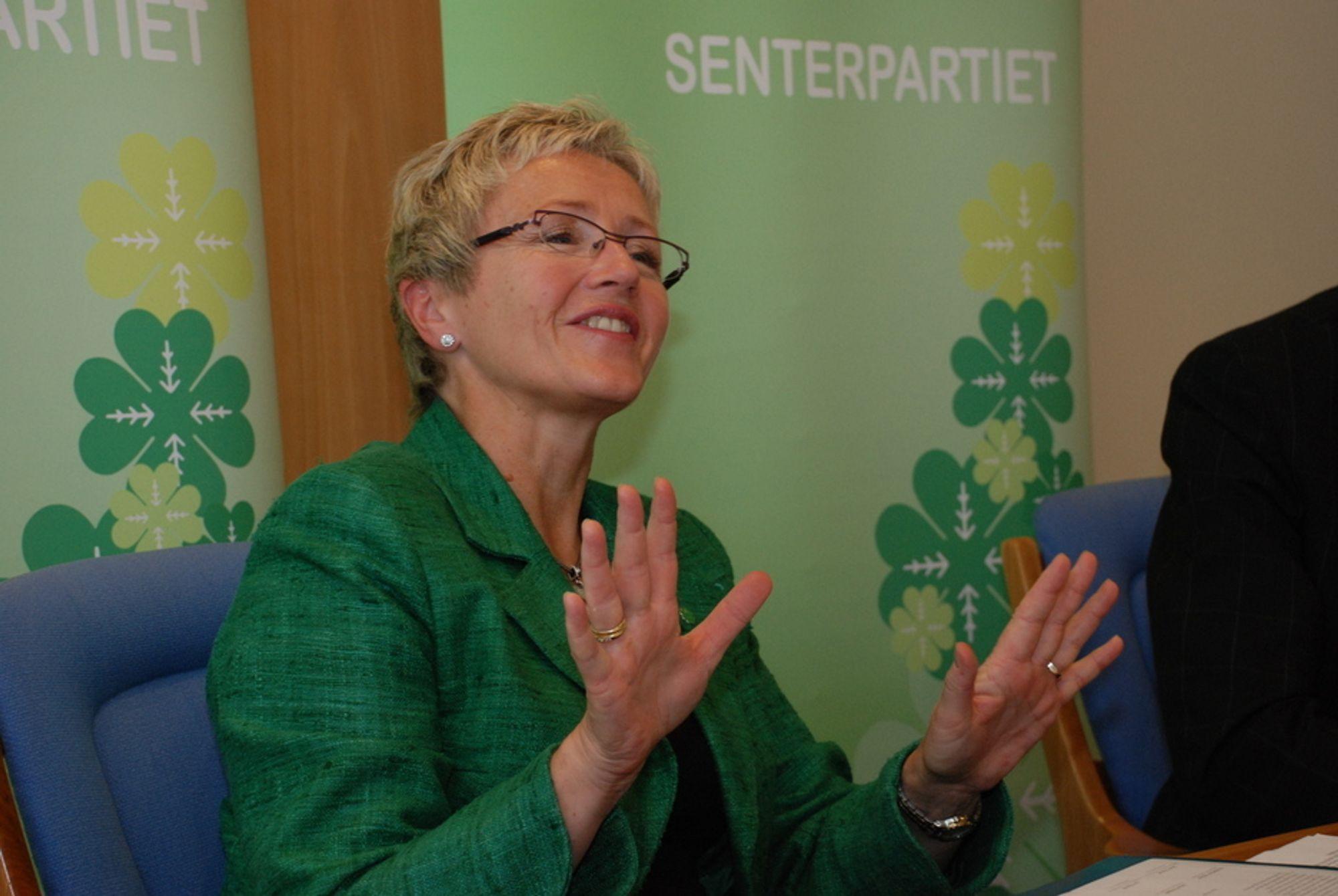 STØTTE: Senterpartiet foreslår at Innovasjon Norge skal gi opptil 50 prosent støtte til prosjekter innen miljøteknologi. De vil sette av flere hundre millioner til formålet.