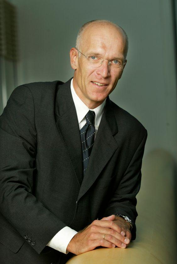 Jørgen Kildahl konserndirektør Statkraft