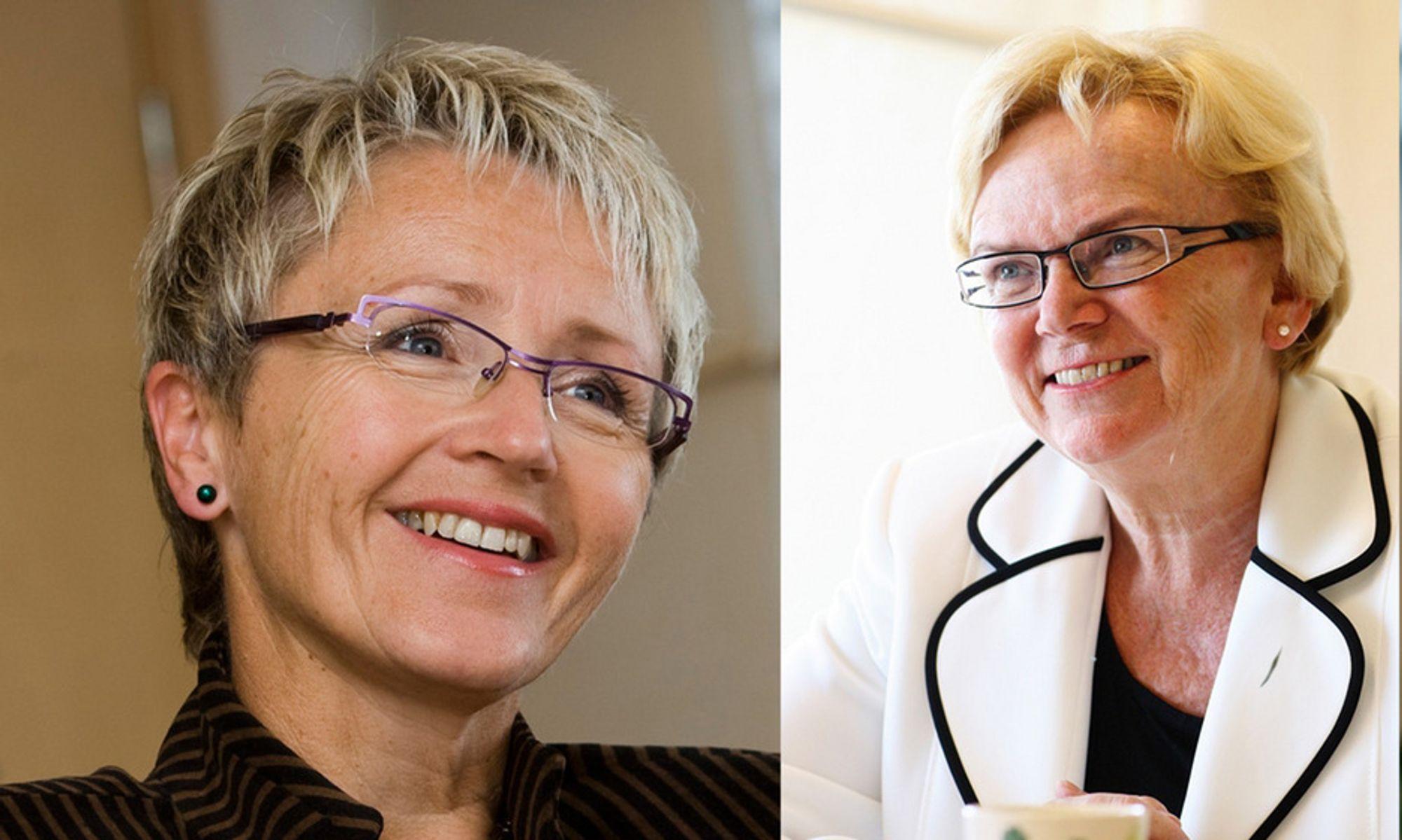 Magnhild Meltveit Kleppa overtar i Liv Signe Navarsetes fravær.