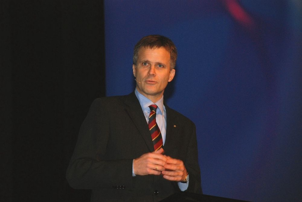 Helge Lund, Statoils høstkonferanse 09