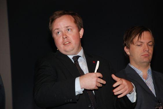Robin Martin Kåss, OED, og Einar Håndlykken, Zero