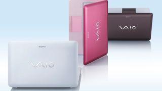 Sony med høyoppløst netbook