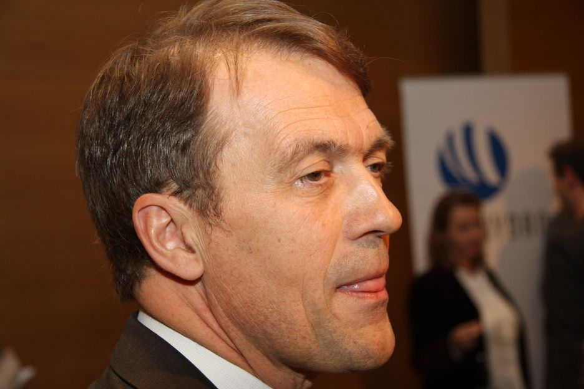 Eivind Reiten og Hydro skriver ned 3,5 milliard. Anleggsmidler på aluminiumsområdet står for størstedelen.