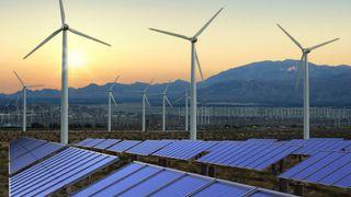 Punger ut for fornybar energi