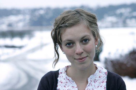 Ingeborg Gjærum, leder i Natur og Ungdom